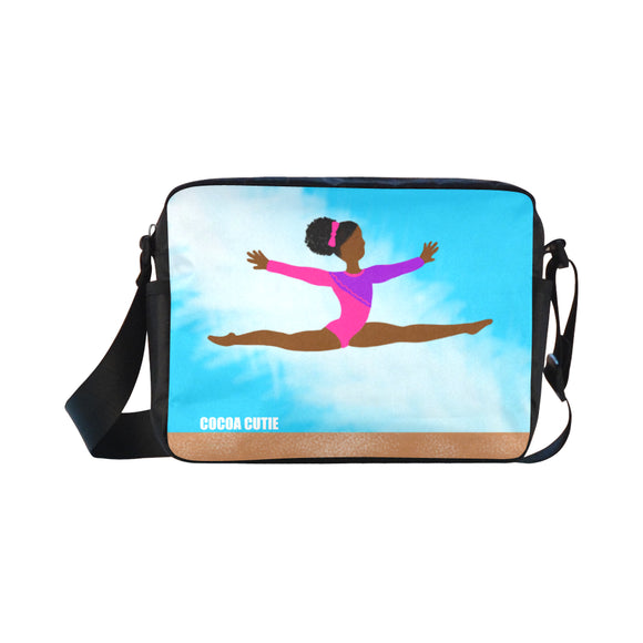 Gymnast Cocoa Cutie Crossbody (Perfect for Toddlers)-Travel/Practice Bag