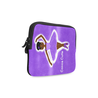 Purple Dancer in the Stars iPad Mini Sleeve