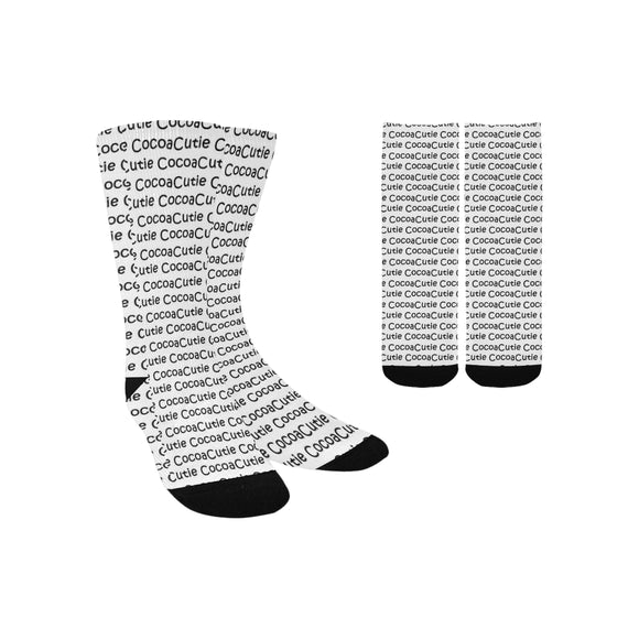 Cocoa Cutie Kid Socks