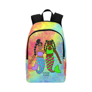 "Special Edition ""Be A Mermaid"" Best Friends Cocoa Cutie Canvas Backpack"