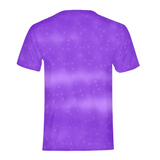 PURPLE DANCER IN THE STARS KIARA COCOA CUTIE Kids Performance Tee