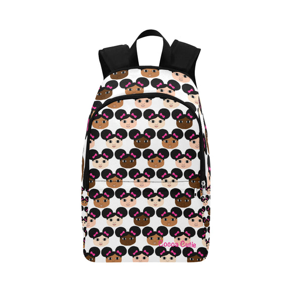 Cocoa Cuties Canvas Backpack