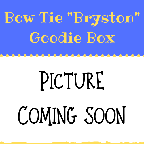 Cocoa Cutie Goodie Box-Bow Tie BRYSTON (Boy) GIFT SET