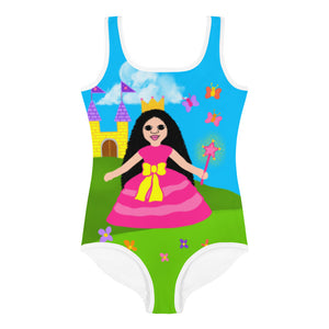 Princess Kiara Cocoa Cutie Kids Swimsuit(2T-7)