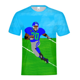 Football Cocoa Cutie Kids Performance Tee(GREEN)- Boy