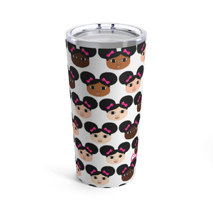 Cocoa Cuties Stainless Steel Tumbler 20oz