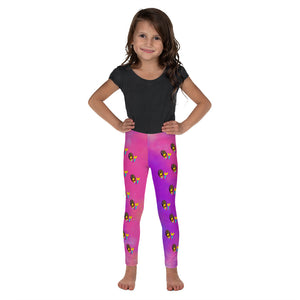 Be A Mermaid Yanna Cocoa Cutie Kid's Leggings