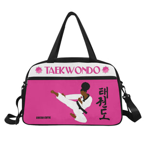 Taekwondo Gear Duffel Gear TKD Bag for Girls Three Colors