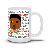 Christmas Bow Tie Bryston Cocoa Cutie Mugs