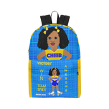 Cocoa Cutie Classic Canvas Backpacks-EXTRA LARGE(Select Designs, Assorted)