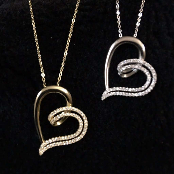 Heart Necklace Itsallagift