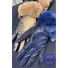 High End Faux Snakeskin Gloves Itsallagift