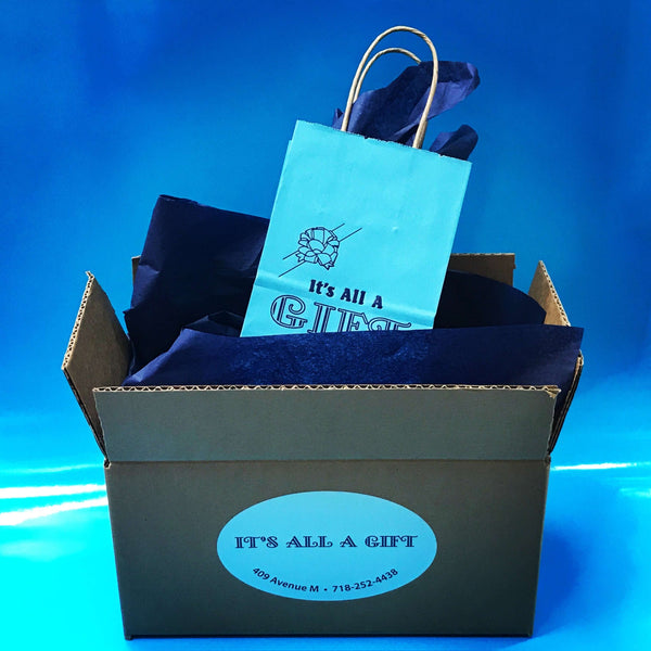 Custom Gift Wrapping Itsallagift