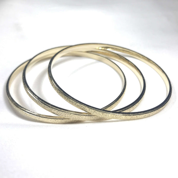 Gold Shimmer Bangle Itsallagift
