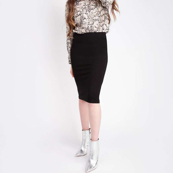 Perfect Pencil Skirt Black / 0 Itsallagift