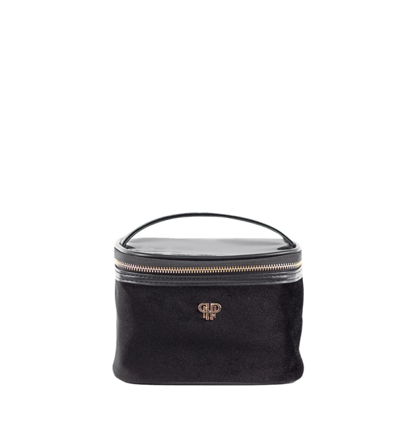 PurseN Getaway Velvet Jewelry Travel Case - 2 Colors Available! Black Itsallagift