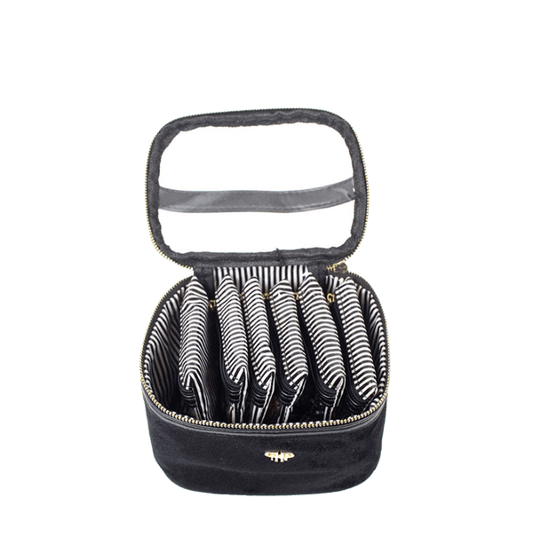 PurseN Getaway Velvet Jewelry Travel Case - 2 Colors Available! Itsallagift