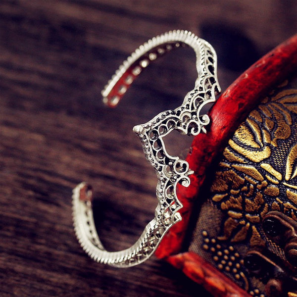 Handcrafted Bohemian Princess Bangle
