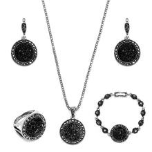 Load image into Gallery viewer, Vintage Rhinestone Jewelry Sets