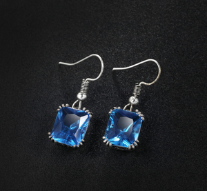 Ocean Gemstone Earrings
