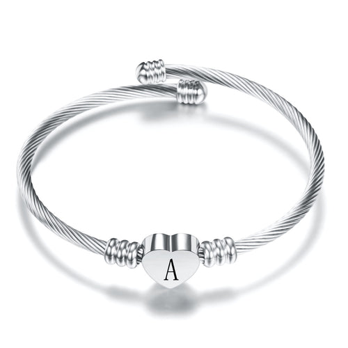 Personalised Adjustable Bangle