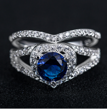 Load image into Gallery viewer, Exquisite Wedding Ring Set