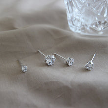 Load image into Gallery viewer, S925 Sterling Silver Stud Earrings