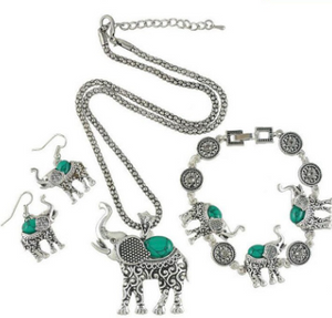 Lucky Elephant Set