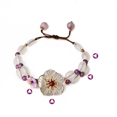 Ancient Vine Flower Bracelet