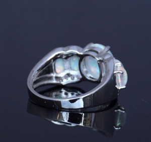 Enchanted Replica Five Opal Ring
