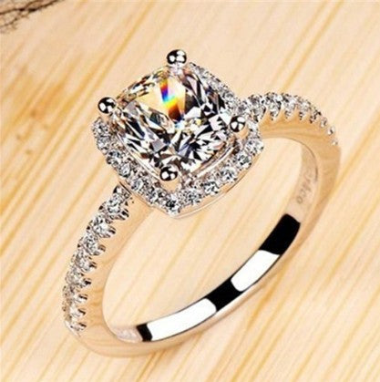 Replica Diamond Ring