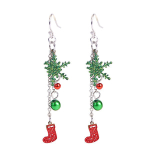 Christmas Festive Earrings