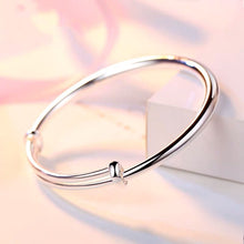 Load image into Gallery viewer, Adjustable Love Bangle
