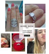 Load image into Gallery viewer, Luxury Crystal Ring