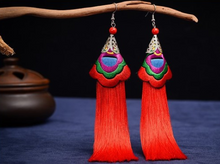 Load image into Gallery viewer, Ultimate Tassel Earrings