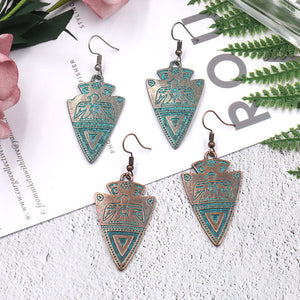 Ancient Tribe Earrings