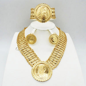 Nigerian Wedding Jewelry Sets