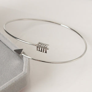 Cupids Arrow Bangle