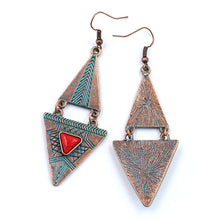 Load image into Gallery viewer, Ancient Arrow Earrings