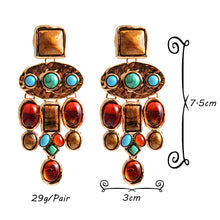 Load image into Gallery viewer, Baroque Party Earrings