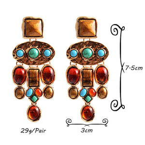 Baroque Party Earrings