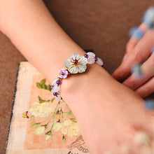 Load image into Gallery viewer, Ancient Vine Flower Bracelet