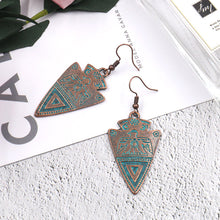 Load image into Gallery viewer, Ancient Tribe Earrings