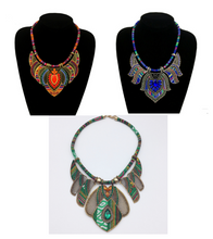 Load image into Gallery viewer, Bohemia Tribal Style Necklace