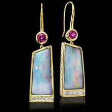 Load image into Gallery viewer, Retro Prism Drop Earrings