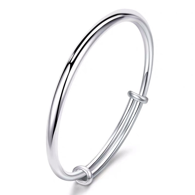 Adjustable Love Bangle