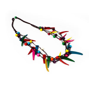 Reggae Rainbow Necklace
