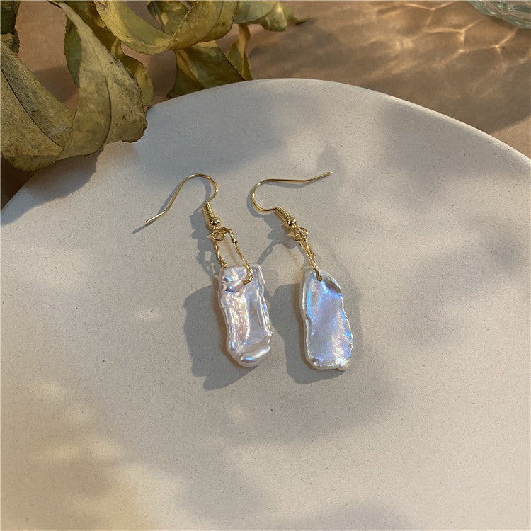 Unique Freshwater Pearl Earrings