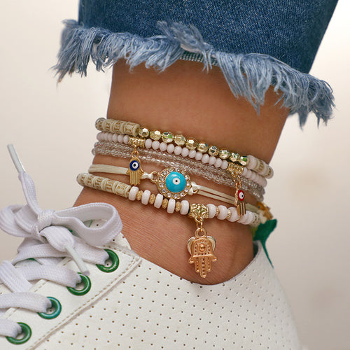 Lucky Health Bracelet Set