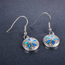 Load image into Gallery viewer, S925 Silver Dollar Earrings